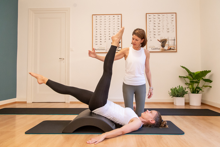 Pilates Studio classes in Lausanne - Espace Pilates Mind Your Body