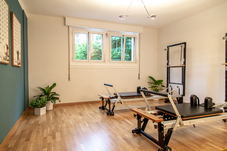 Pilates Lausanne studio and reformer classes - Espace Pilates Mind Your Body