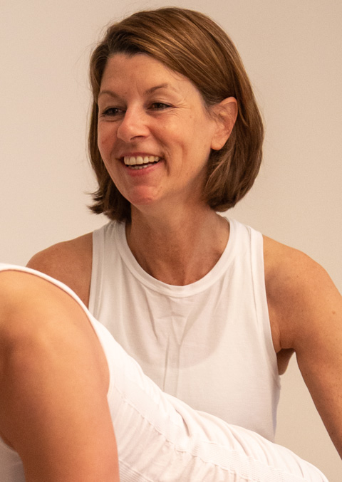 Esther Meerman - Pilates trainer in Lausanne